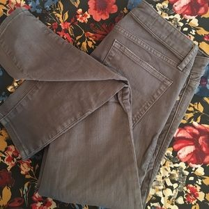 Gap Skinny Jeans with Zippers